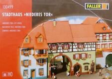 """Faller 130499 H0 - Stadthaus """" Niederes Tor """" NEU & OvP"""