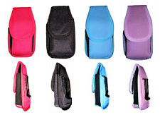 Universal Cell Phone Case w/Clip & Belt Holder iphone3 iPod mp3 1-12 pc lot