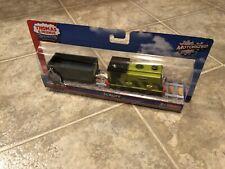 P105 Trackmaster Thomas Train Battery Operated SCRUFF Scruncher Mattel Motorized