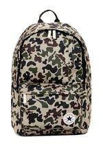 "Converse Original ""Core"" Backpack (Sandy Camo) Unisex Bag w/ Laptop Pocket"