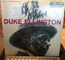 LP Duke Ellington - at the Cotton Club