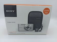 Sony Cyber-shot DSC-W830 20.1 MP Digital Camera Bundle
