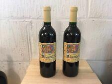 2 bouteilles de Madiran Plénitude Millésime 1996