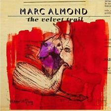 MARC ALMOND – THE VELVET TRAIL CD & DVD DELUXE (NEW/SEALED)