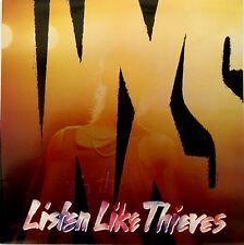 INXS – Listen Like Thieves LP 1985 WEA Original Australian issue – 252363.1
