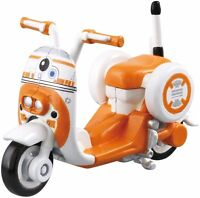 TOMICA SC-02 Star Wars Star Cars BB-8 SCOOTER TAKARA TOMY NEW from Japan