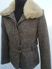 Zara Wool Cropped Coats & Jackets for Women