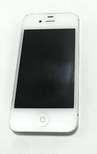 Apple iPhone 4 - 8GB - White (Virgin Mobile) A1349 (CDMA)
