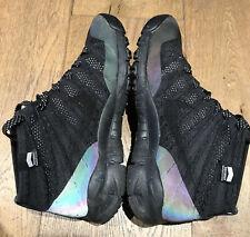 Nike Flyknit Trainer Chukka FSB Black UK 8 EU 42.5 Rare!