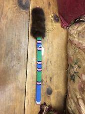 Native American Beaded Talking Stick