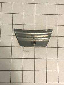 Frigidaire Dryer 134559300 Door Glass Bracket With Screws