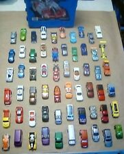 Hot Wheels 60pc.90's-2000's Collectibles Lot with Hot Wheels Carry Case(NO JUNK)