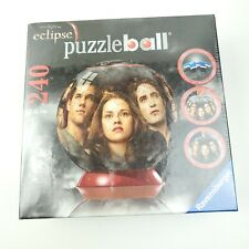 Twilight Saga Eclipse 240 Pieces  6 inches / 15 cm Ravensburger 3D Puzzleball