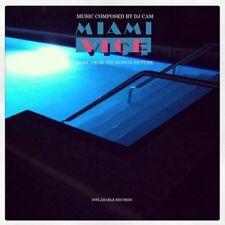 DJ CAM Miami Vice LP NEW VINYL Inflammable