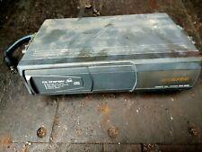 Alpine CHM-S630 CD changer 6 Disc + cartridge used breaking