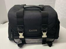NEW Canon 200DG Digital SLR Camera Case Gadget Bag For EOS 70D 6D 5D Mark III