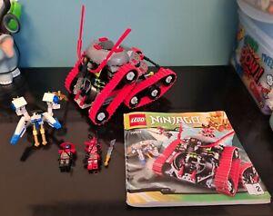 LEGO NINJAGO Garmatron (70504)
