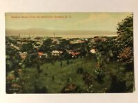 Hudson River, from the Reservoir, Hudson, New York NY Postcard