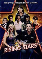 BRAND NEW  DVD   // RISING STARS //  Fisher Stevens, Barry Corbin, Catherine Ste