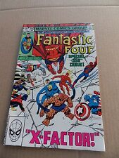 Fantastic Four  250 .Giant Issue /Spider-Man X- Over - Marvel 1983 - VF +