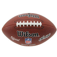 Wilson NFL Extreme Soft Grip American Football Official AFVD Super Bowl neu