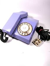 Vintage old disk rotary phone. . Good condition. USSR 2 L