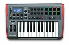 Novation Impulse 25 USB-MIDI-Keyboard Controller 25 Tasten Ableton Live Studio
