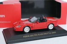 Ixo 1/43 - Ferrari 550 Barchetta 2000