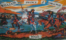 ULSTER FLAG  WILLIAM  PRINCE OF ORANGE PORTRAIT