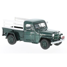 JEEP PICK UP 1954 GREEN/WOOD 1:43 Neo Scale Models Auto Stradali Die Cast