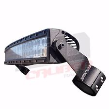 """Polaris RZR XP1000 Clamp-on Roll Cage LED 40"""" Light Bar and Mount USA 2014 2015"""