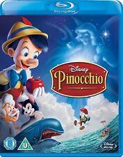 Pinocchio, Disney, [Blu-ray] Region B, Not for US BD Players, B, or Region Free