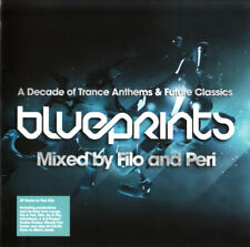 Filo And Peri - Blueprints - 2CD MIXED - PROGRESSIVE TRANCE PROGRESSIVE HOUSE