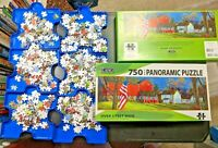 The American Farm 750 PC Panoramic - 100% Complete - Lang - 2016