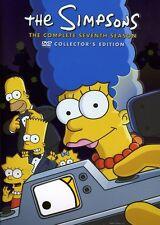 Simpsons: The Complete Seventh Season [3 Discs] DVD Region 1