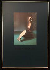 Bernhard Prinz, Paradoxon, Offsetprint, 1988, handsigniert und datiert