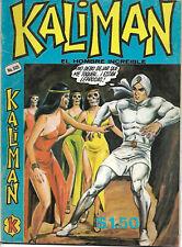 Kaliman El Hombre Increible #505 - Agosto 1, 1975 - Mexico