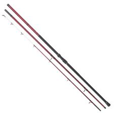 Penn Rampage II 13ft 15ft 9in Surf Beach & Bass 3 Piece Sea Fishing Rods 2016