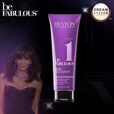 Be Fabulous STEP 1 - SHAMPOO APERTURA CUTICOLE Hair Recovery REVLON 250ml
