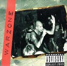 Open Your Eyes / Don't Forget the Struggle, Don't Forget The Streets; Warzone CD