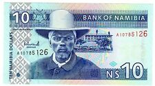 Namibie NAMIBIA Billet 10 Namibia DOLLARS ND 2001 SPECIMEN SIGN.3 A NEUF UNC