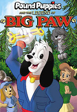 Pound Puppies - The Legend of Big Paw (DVD, 2006)