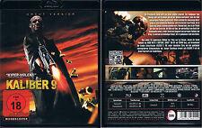KALIBER 9 --- Blu-ray --- Uncut Version --- FSK 18 --- Actionthriller ---