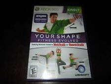 Your Shape: Fitness Evolved (Microsoft Xbox 360, 2010)