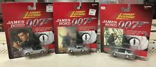 Johnny Lightning James Bond Playing Mantis 007 Die-cast Cars Lot
