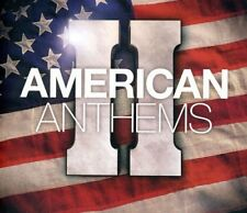 AMERICAN ANTHEMS NEW 3CD - ROCK HITS BY DOOBIE BROTHERS,TOTO,WHITESNAKE + MORE