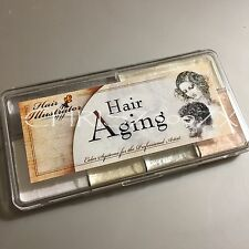 PPI HAIR ILLUSTRATOR - Hair Aging Alcohol Makeup Palette - Age Colors, Strands +