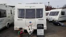 Bailey 2 Axles Mobile & Touring Caravans 4 Sleeping Capacity