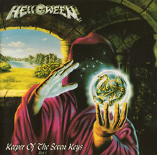HELLOWEEN - KEEPER OF THE SEVENT KEYS PART 1 - CD NEW SEALED 2006 JEWELCASE