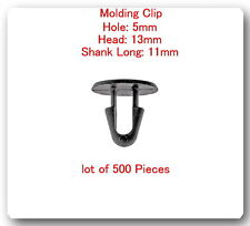 (Lot 500 Pc) Multi Purpose Molding Clip Retainer 90467-08004 08011 Fits: Lexus